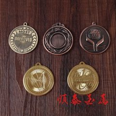 Customized zinc-alloy medal various kinds of metal According to the requirements