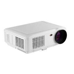 强普安卓投影机智能商务家用教育高清无线同屏LED 1080P 投影仪
