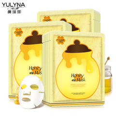 Yu linna honey mask is affixed with a single moist 25 ml
