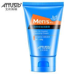 Edduston men`s mint cool oil control cleanser mois 100 g