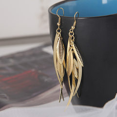 E783 cross - border hot selling earring personalit golden