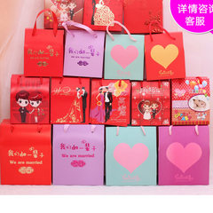 Creative love happy candy box hot gold happy sugar color Vertical size 12*8.6*14 (customizable)