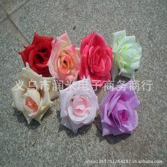 The Beijing design of rattan flowers for the decor Milk white