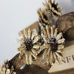 Dry flower wholesale smile eternal life flower hom [chuckles] rice white