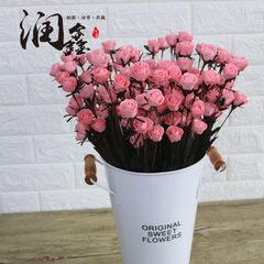 15 imitation rose bouquet high-end PE simulation f blue