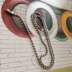 厂家直销不锈钢饰品链 波珠链 扁链条 O字链 侧身链成品304-316