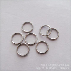 304 stainless steel flat ring close mouth ring clo 1.2 * 10 mm