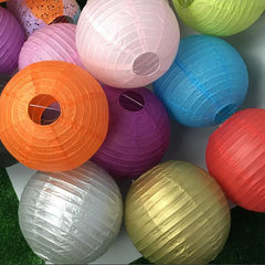 20 colorful paper lanterns wholesale handmade div  white 20 cm