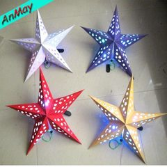 Handle the inventory of led star paper lantern sta 45 * 45 cm