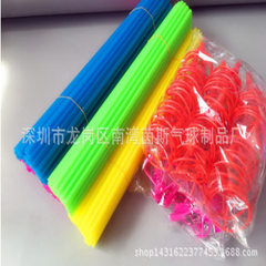Supply balloon accessories aluminum membrane ballo 35cm red aluminum balloon support rod