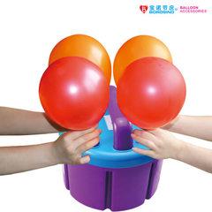 宝诺婚房生日派对气球布置充气工具 电动气球充气泵 打气筒充气机