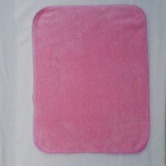 Factory direct sale super fine fiber coralline tow pink 29 * 39
