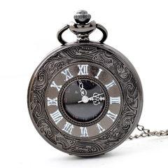 Boshiya quartz watch wholesale rural style retro R black