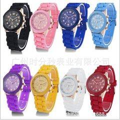 Spollan/solon quartz watch calendar ladies watch c SL403 silver white face