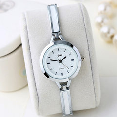 Popular hot style Korean version of jw simple lady Dazzling silver