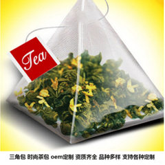 Triangle tea osmanthus flower oolong tea combinati 3 g/package