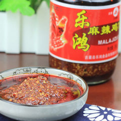 Sichuan lehong ancient Chinese iris spicy chicken  350 g
