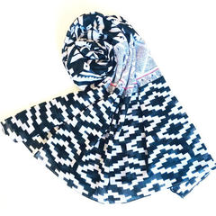 The new Bali gauze scarf wholesale mother`s gift s black 180 cm * 90 cm