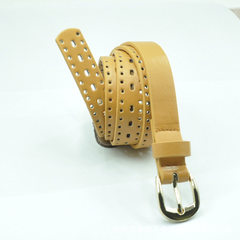 Manufacturer wholesale women`s PU belt ladies` bel