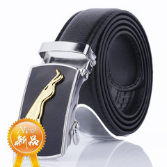 Manufacturer wholesale leisure men belt automatic  001 110 cm