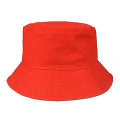 Advertising cap custom-made fisherman hat basin ha red Cap circumference (56-58cm)