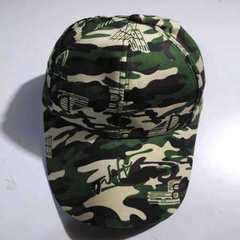 Military training camouflage baseball cap outdoor  Scissors to spend The adjustable