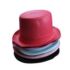 2018厂家供应新款儿童节日卡通帽子 EVA帽子 热压 红色