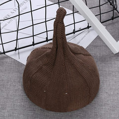 Children`s hats Korean version of the new baby spr khaki The adjustable