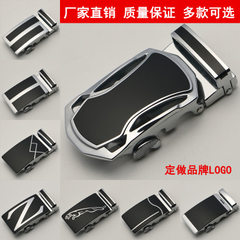 Guipin genuine men`s leather belt buckle leisure w 201