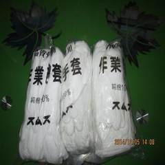 Cotton white gloves, white gloves, white gloves, t other