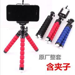 创意黑白大中小号章鱼 八爪鱼 数码相机三脚架 卡片机 手机三角架