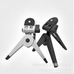 gopro tripod板式折叠相机三脚架 便携折叠式三脚支架 迷你三角架 黑色