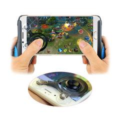 新王者荣耀手机游戏手柄摇杆游戏神器 遥控吸盘手游适用安卓苹果 摇杆手游黑色