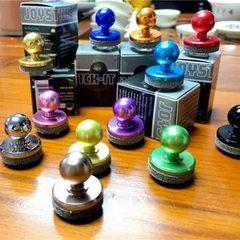 手机游戏摇杆 智能手机游戏手柄摇杆平板游戏摇杆 吸盘厂家摇杆 颜色混搭