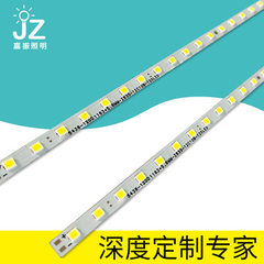 Led lights with 5050RGB hard lamp strips 60/72 led 72 lights