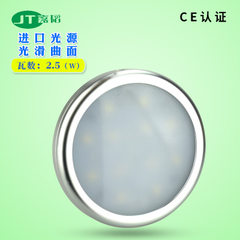 Manufacturer direct sale of crystal LED super thin Is white