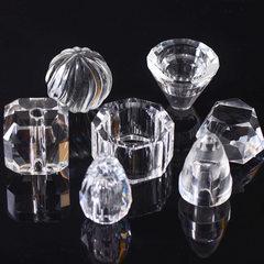 玻璃水晶压型产品定制 k9水晶开模具定做 浦江厂家来样定制款式 定制40-150mm