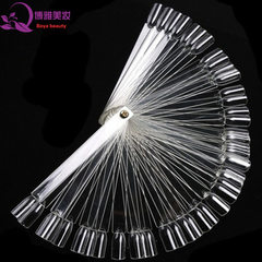 Manufacturers direct 50 transparent natural sector Transparent ribbon screw