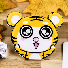 Acrylic cute cartoon cute little animals hand case Please contact customer service for pin money Cute little animal