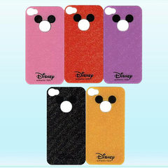 Customized and refined mobile phone protection set Red, yellow, purple and black powder A variety of
