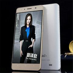 新款中低端超薄大屏5.0寸八核安卓智能手机移动联通外贸M5特价机 金色