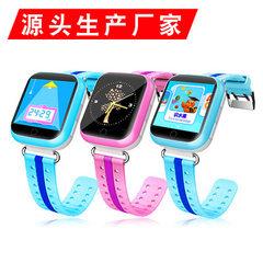 Q750/Q100儿童智能手表插卡gps定位手表触屏彩屏电话手表儿童手机 粉色
