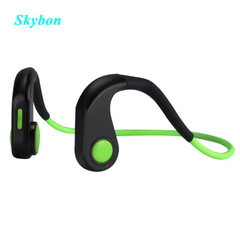 2018 new cross-border smart bone conduction wirele Green, green,