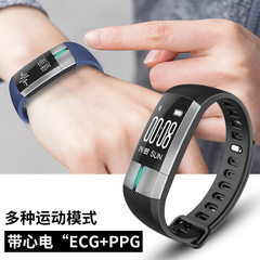2018 new G20 smart bracelet heart rate and blood p blue