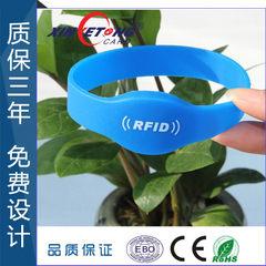 rfid手环 智能手环 硅胶手环定做 硅胶手腕带 泳池手腕带