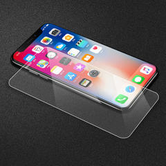 IPhone4s toughened glass film iPhone5 toughened fi The iphone 4 (S) Gao qingfei full-screen [nude]