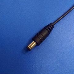 Low lead, low cadmium 5521DC plug line NP environm 5521 dc