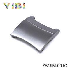深圳粉末注射成型实心表带配件|316钛钢表带带粒|头粒|尾粒生产厂 白色