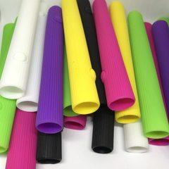 可定制 任意花纹颜色尺寸 自拍杆硅胶套 硅胶手柄套 工厂批发 定制颜色