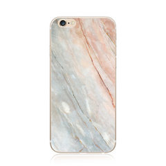 Iphone7 /X painted marble TPU mobile phone case si Marble series [sheet 2] 7/8 of the iPhone